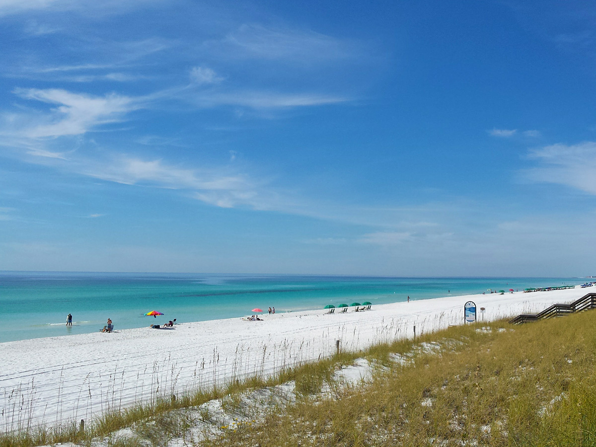 Beautiful Emerald Coast